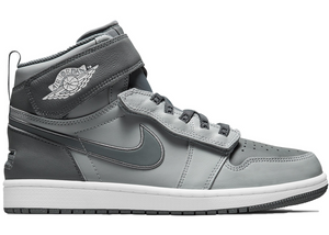 Jordan 1 High FlyEase Light Smoke Grey