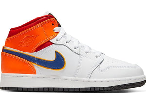 Jordan 1 Mid Alternate Multi-Color (GS)