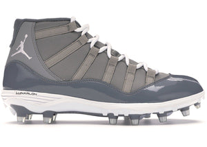 Jordan 11 Retro Cleat Cool Grey