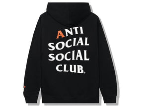 Anti Social Social Club Astro Gaming Hoodie Black