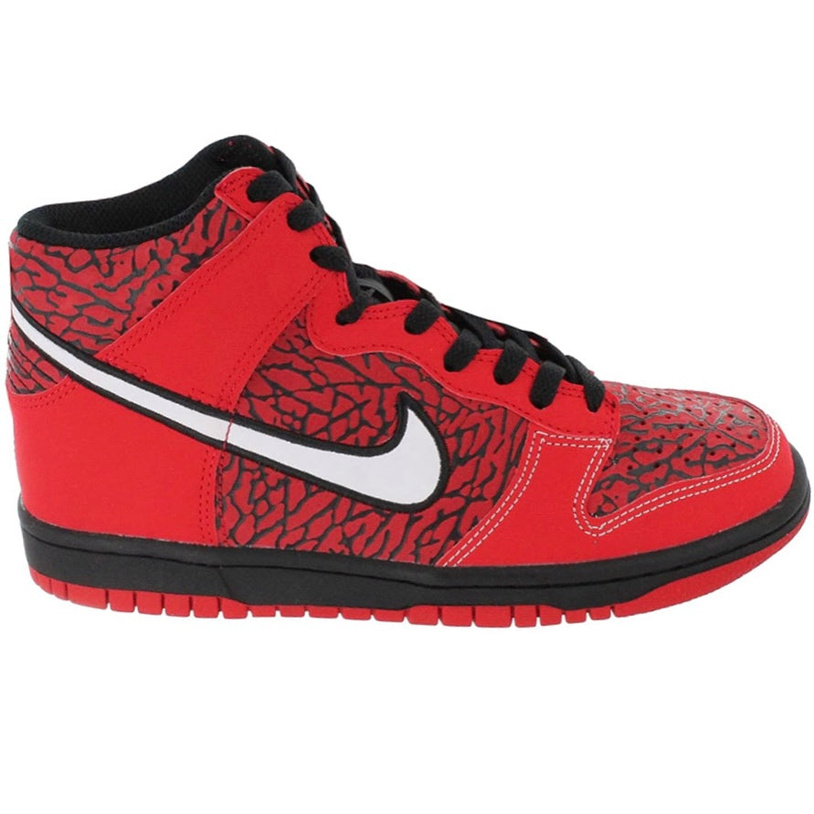 Nike Dunk High Red Elephant (GS)
