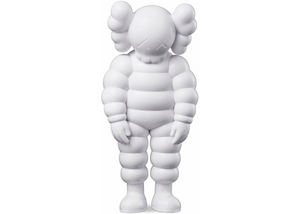 KAWS What Party Figure White