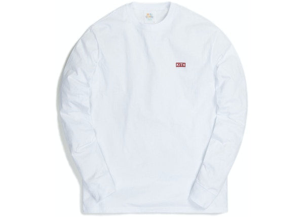 Kith for Lucky Charms Cereal Classic L/S Tee White