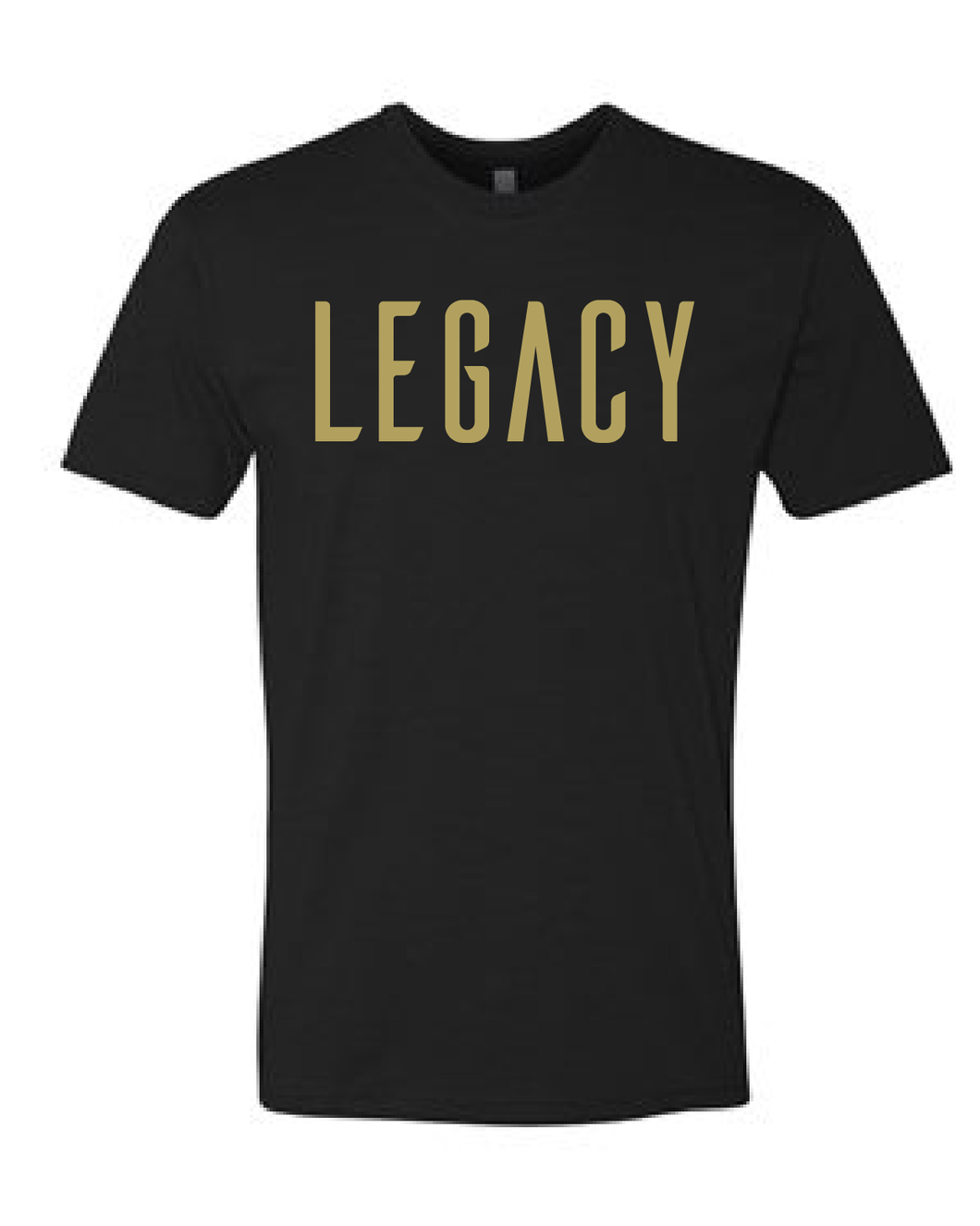 Legacy Modern Tee (Youth) - Black
