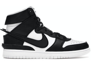 Nike Dunk High Ambush Black White