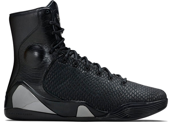 Nike Kobe 9 High KRM EXT Black Mamba