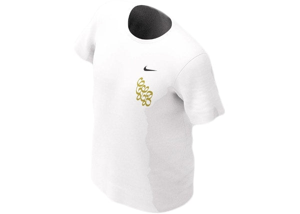 Nike x Drake Certified Lover Boy Rose T-Shirt White