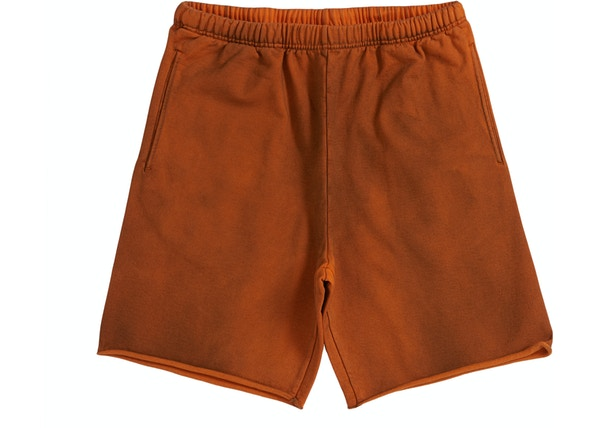 Supreme Spray Sweatshort Orange