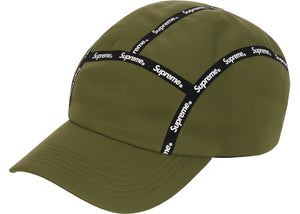 Supreme Taped Seam WINDSTOPPER Camp Cap Olive