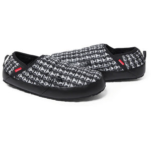 Supreme TNF Black Studded Traction Mule