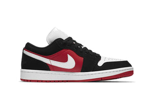 Jordan 1 Low Black Chicago (W)