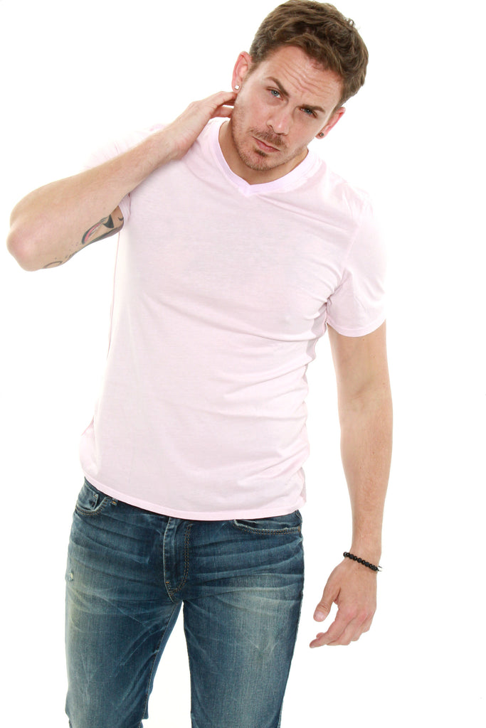 Men's V-Neck T Shirt