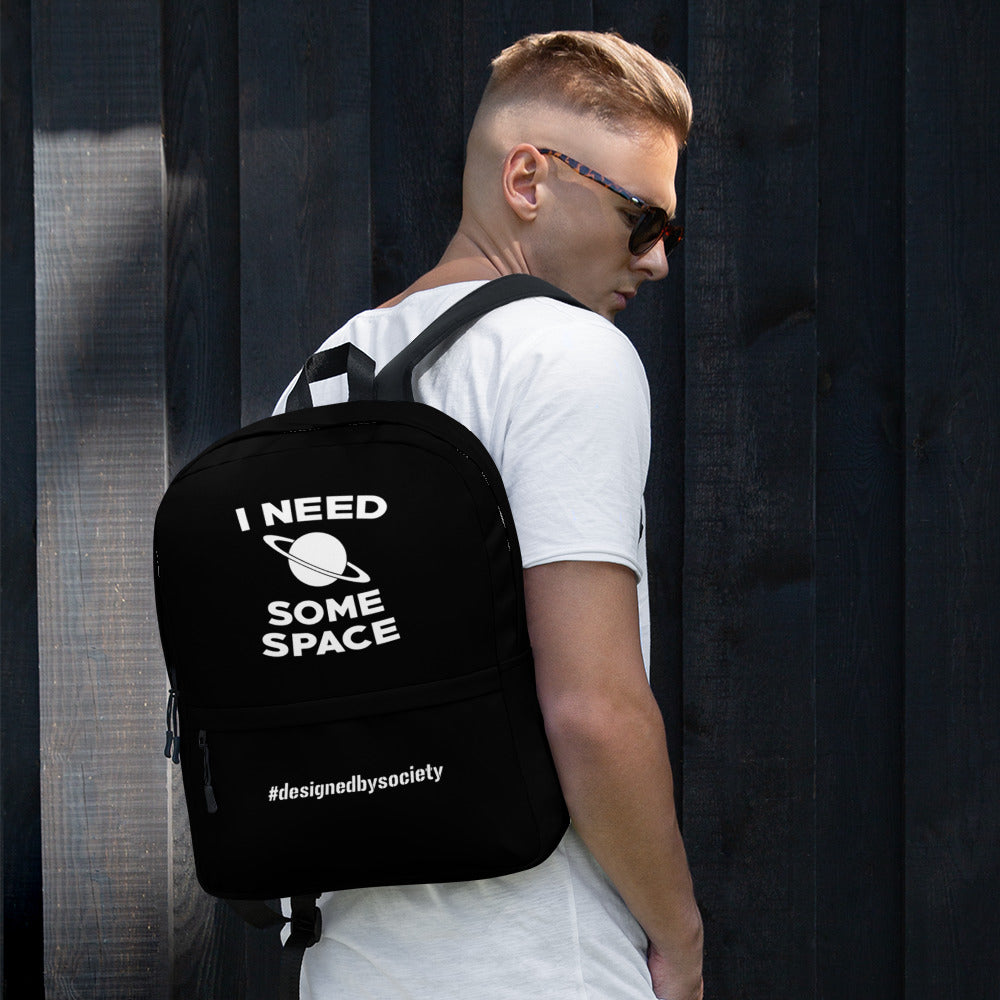 I Need Space Backpack
