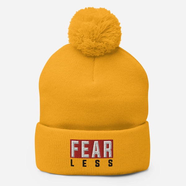FearLess Coloured Beanie