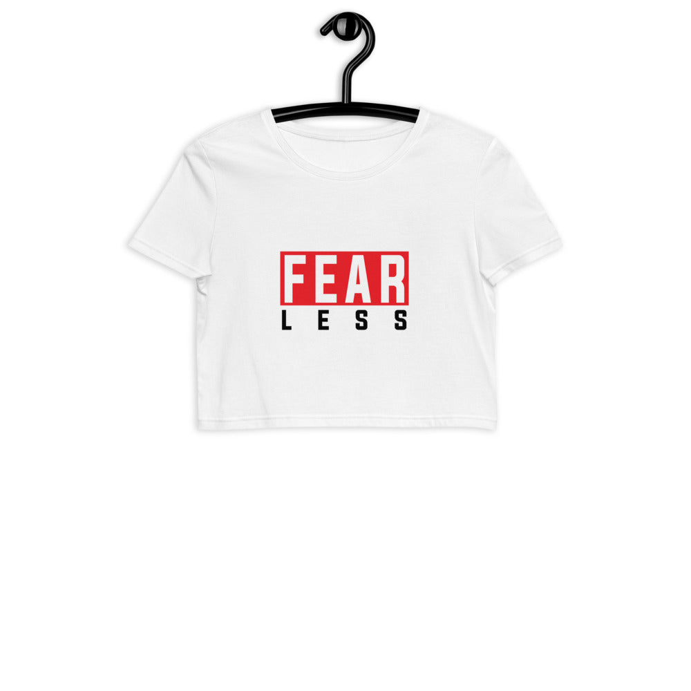 FearLess Crop Top