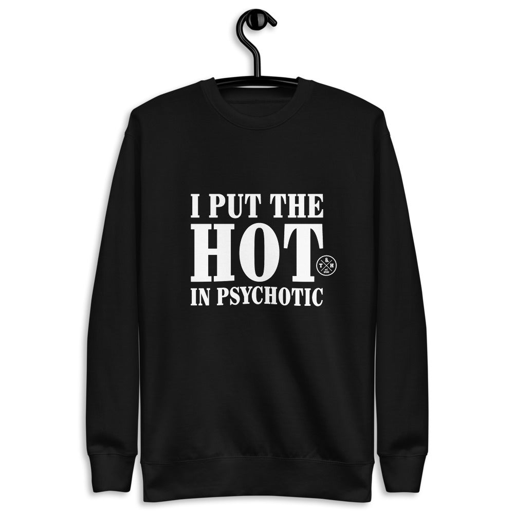 Psychotic Fleece Pullover