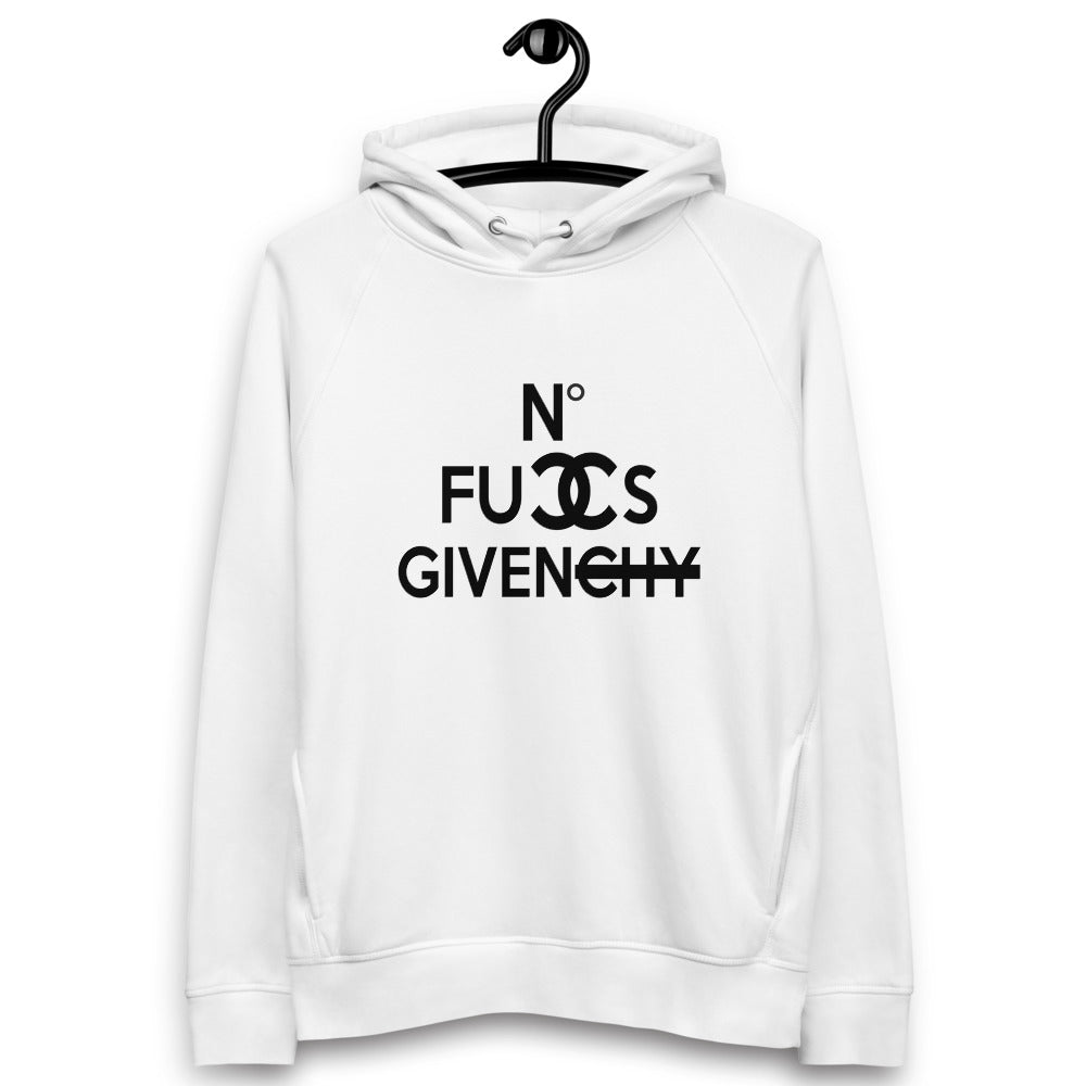 No Fuccs Given Pullover Hoodie