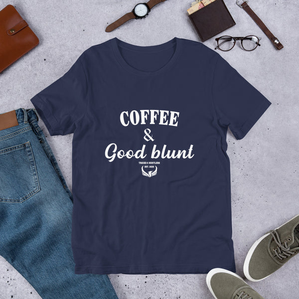 Coffee & Good Blunt Premium T-Shirt