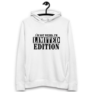 Limited Edition Pullover Hoodie
