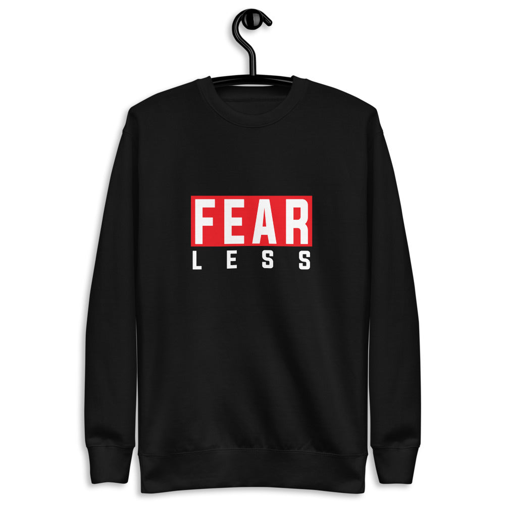 FearLess Fleece Pullover