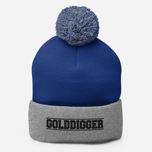 Gold Digger Coloured Beanie