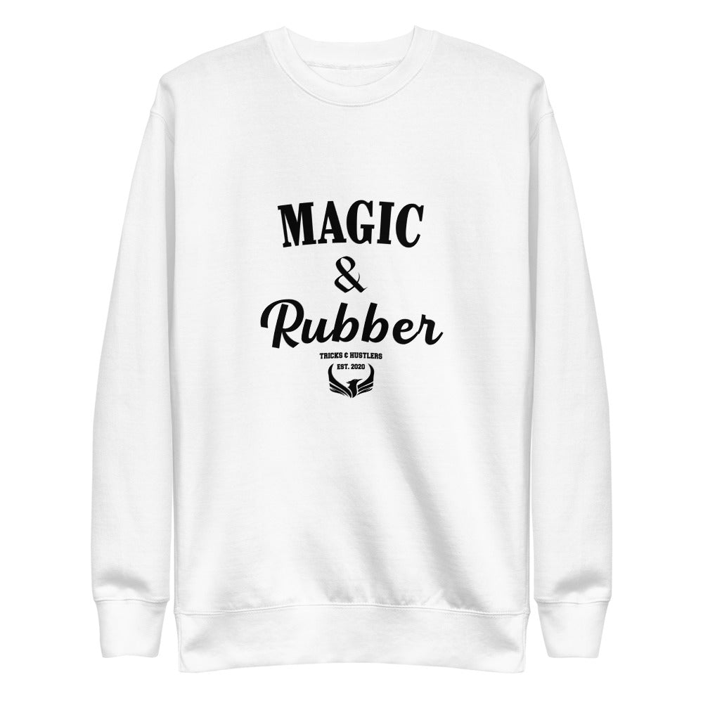 Magic & Rubber Fleece Pullover