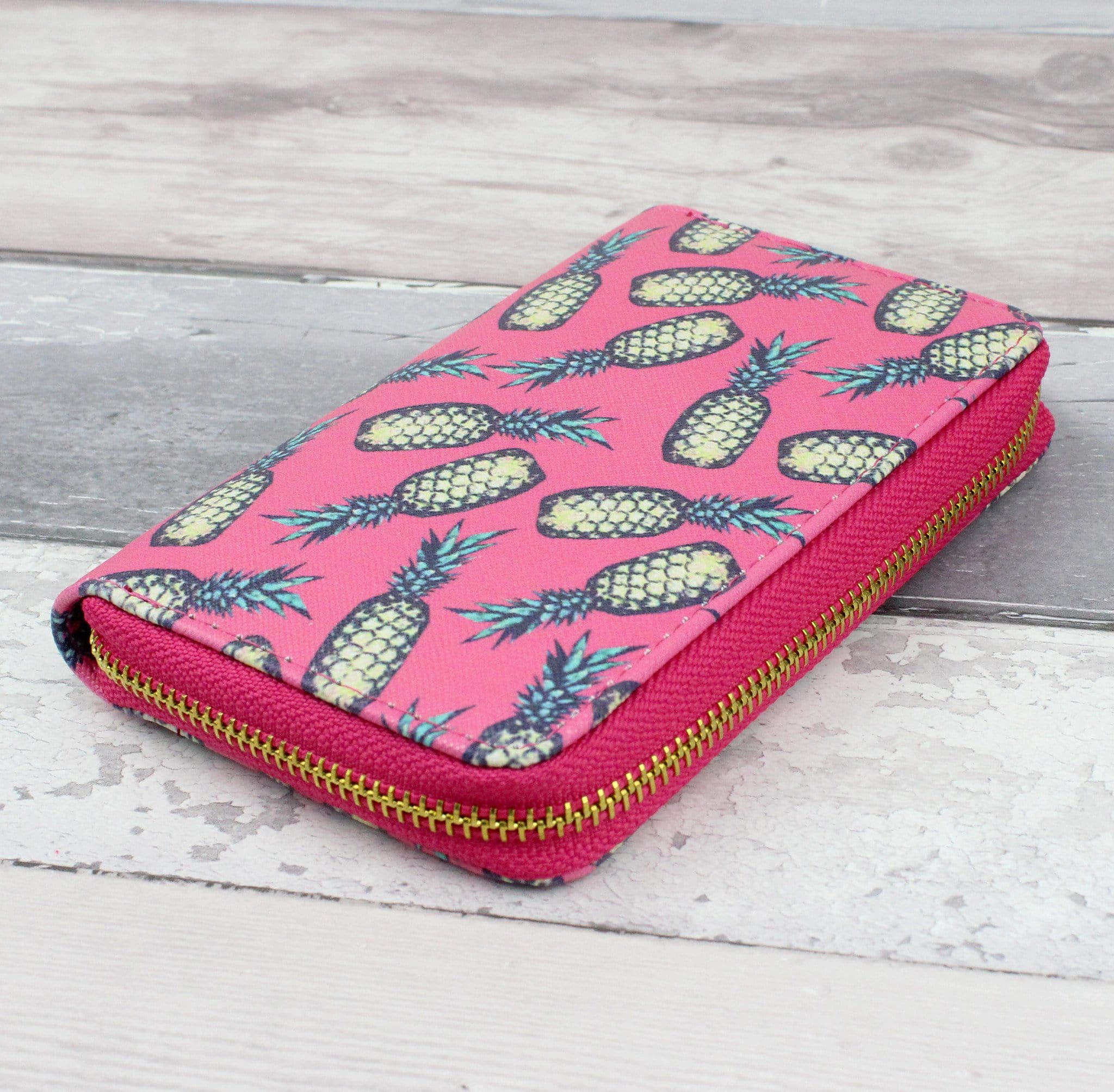Pineapple Print Purse
