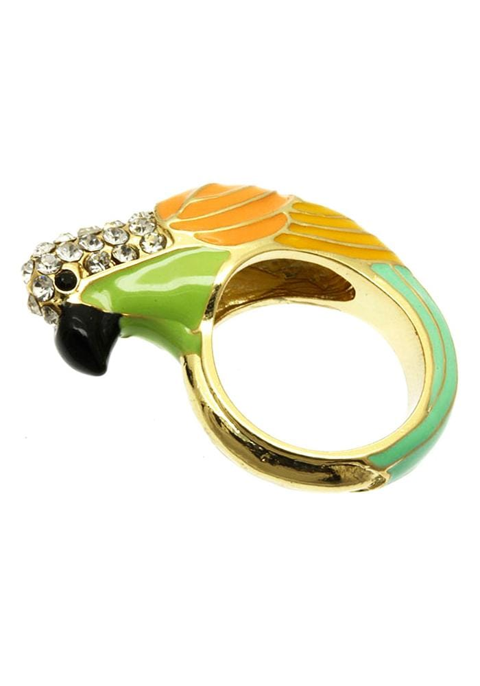 Parrot Fashion Ring