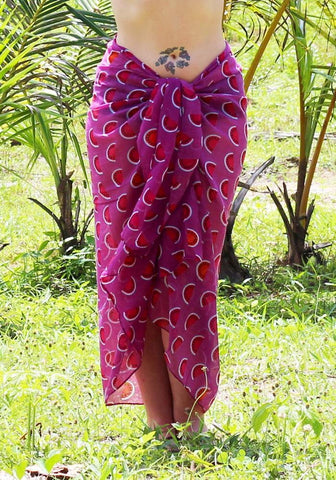Santos Jungle Chiffon Sarong