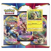 Sword and Shield Base Set Triple Pack *Morpeko* Promo