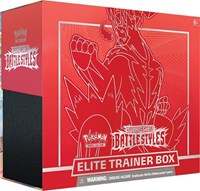 Battle Styles Elite Trainer Box (Single Strike Urshifu)