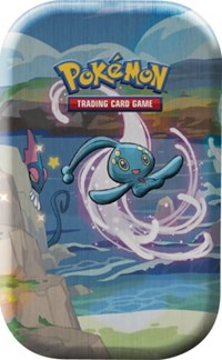 Shining Fates Mini Tin (Manaphy)