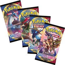 Sword and Shield Base Set Single Pack