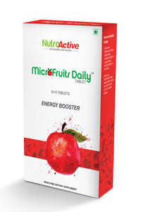 NutroActive Microfruits Multivitamins Tablets