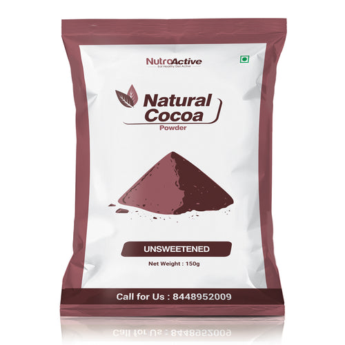 Natural Cocoa Powder (Unsweetened) - 200 gm