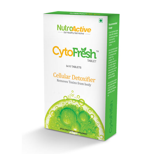 Cytofresh  Antioxidant, Natural Detoxifier Tablets