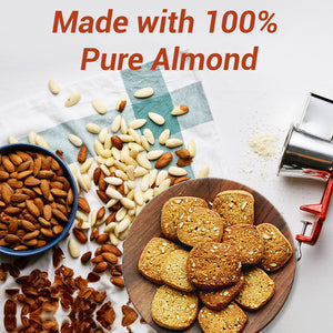 Pure Almond Chewy Cookies- 250g