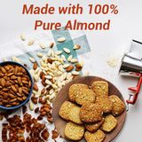 Pure Almond Chewy Cookies (Pack of Three) - 250g