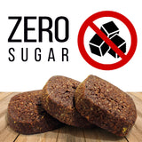 Keto Chocolate Hazelnut Chewy Cookies- Pack of three | Zero Sugar | Gluten Free - 250gm