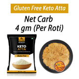 Keto Atta | Gluten Free and Low Carb | 1Kg