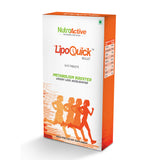 Lipoquick Bullet Fat Burner - 30 Tablets