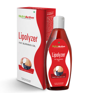 Lipolyzer Fat Burning Oil for Weight Loss