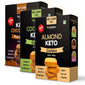 Keto Cookies Combo | Pack of 3 | Gift Pack | 200g Each