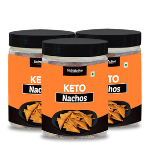 Keto Nachos Extremely Low Carb Snacks- 175g