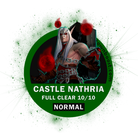 Castle Nathria NORMAL Boost Run