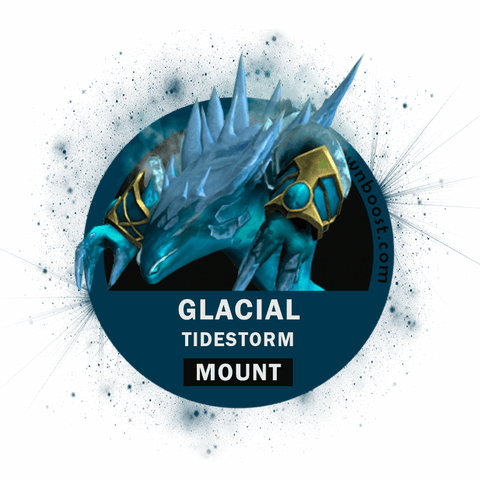 Glacial Tidestorm Mount Boost Carry