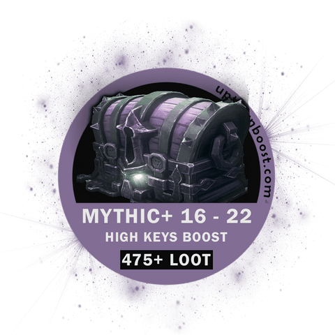 BFA Mythic+ 16-22 High Keys - Season 4