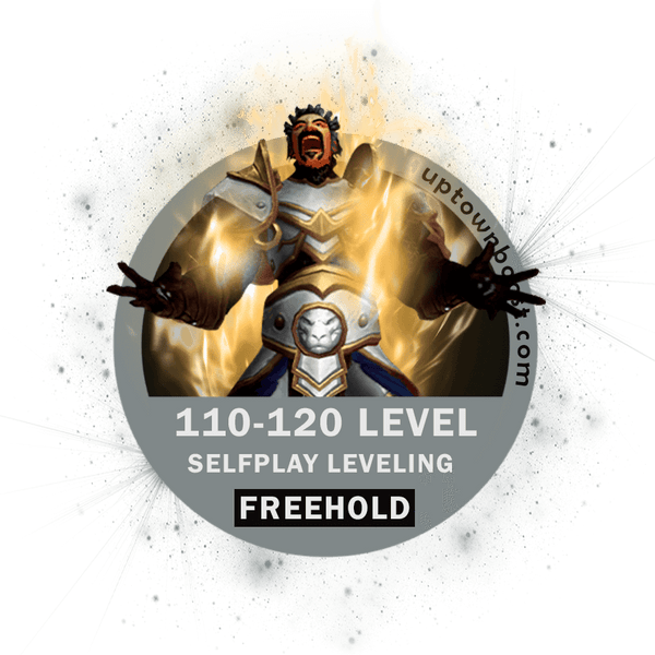 Buy Freehold Leveling 110 – 120 Level Boost BFA Carry - UpTownBoost.com