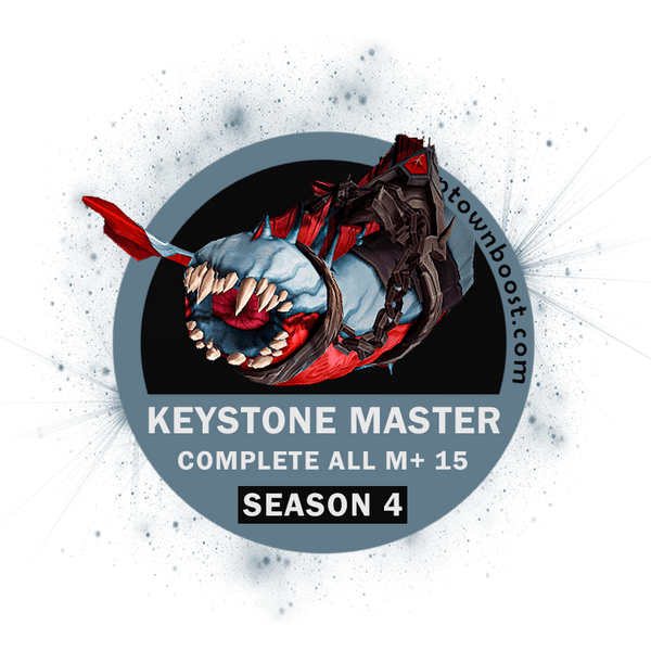 Buy Keystone Master Season 4 Boost Carry - UpTownBoost.com