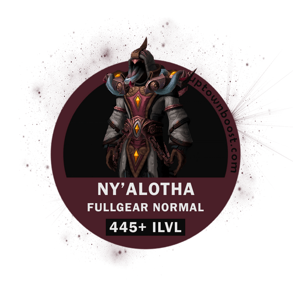 Buy Ny'alotha, The Waking City NORMAL Full Gear Carry - UpTownBoost.com